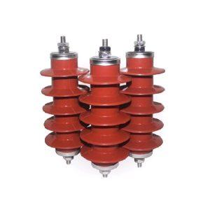 10KV高压氧化锌避雷器HY5WS-17/50-浙江恩彼迈电气有限公司